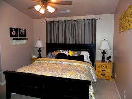 accessories outstanding grey and yellow bedroom ideas simple