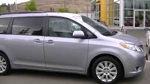 toyota sienna 2012 toyota sienna xle limited awd video 001 youtube