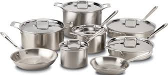 Best Pots And Pans For Glass Cooktop Which All Clad Cookware Line Is The Best For You Foodal