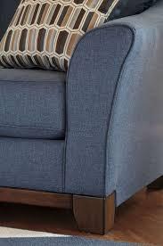 Denim Home Decor by Denim Sofa And Loveseat Oxford Sofa 100 Blue Denim Cotton Down