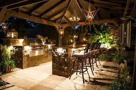Nice Backyard You Deserve A Granite Countertop Backyard Oasis Portland Quartz