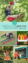 backyard party ideas for adults birthdays summer outdoor games 114