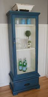 are curio cabinets out of style curio make over outdated no more lose the mirror so eighties add