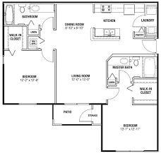 Two Bedroom Apartments In Florida Two Bedroom Apartment In Alacua Florida At One 51 Place