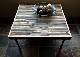 Contemporary Rustic Wood Furniture Elegant Modern Rustic Furniture With Natural Wooden Table Base And