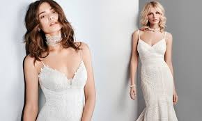 relaxed wedding dress ten unique boho wedding dresses for the chic and relaxed