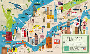 Map Of Lower East Side New York by City Atlas Discover The Personality Of The World U0027s Best Loved