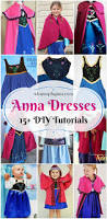 frozen dress for halloween 20 awesome diy elsa costume tutorials for little girls