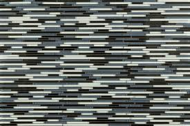 cabot glass mosaic crystalized glass blend series black bamboo