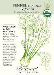 botanical sts organic perfection florence fennel seeds 500 mg botanical