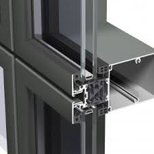 Curtain Wall Fabricator Curtain Walls Reynaers Aluminium
