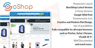 35 online store ecommerce html templates create website
