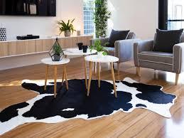 cowhide rug living room ideas mocka faux cowhide rug living room decor cow skin rug ikea design
