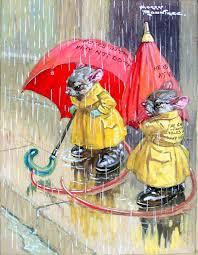 harry rountree mice with umbrellas u is for umbrella pinterest