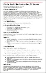Updated Resume Examples Nursing Assistant Resume Samples Resume Template Cna Sample