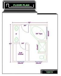 floor plans for bathrooms small master bathroom floor plans master bath floor plan with