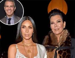 Kris Jenner Live - watch what happens live welcomes kim kardashian west and kris