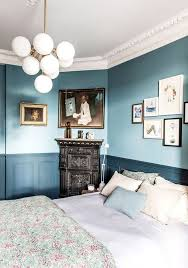 Modern Bedroom Colors Are We Ready For The Return Of Two Tone Walls Paint Walls