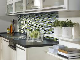 Interior  Peel And Stick Backsplash Ideas For Kitchen How To - Backsplash peel and stick