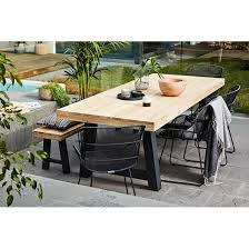 outdoor dining tables outdoor furniture melbourne volume furniture