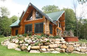 a student would love to live in a log cabin rather than in a dorm