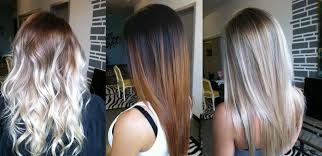 the difference between balayage u0026 ombre hair coloring guide