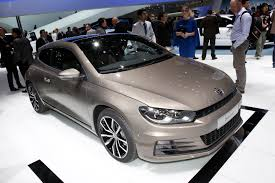 volkswagen geneva facelifted volkswagen scirocco on sale for 20 455 autocar