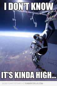 top 5 funny red bull stratos felix memes funny pictures