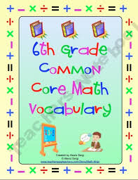 35 best 6th grade math images on pinterest middle maths