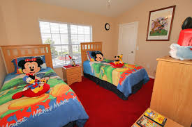 Mickey Mouse Sofa Bed by Mickey Mouse Themed 3 Bedroom 3 Bathroom End Townhouse Orlando