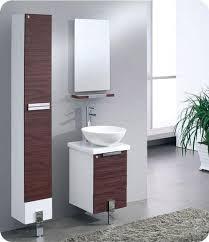 Depth Of Bathroom Vanity Shallow Bathroom Vanities With 8 18 Inches Of Depth Paperblog
