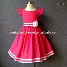 wholesale baby smocked dresses pink smocked bishop dress