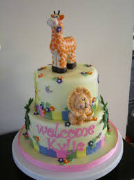 baby shower cake ideas zoo animals 2626267920 73aa47d483 b baby