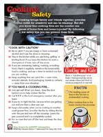 nfpa cooking safety