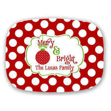 personalized platter christmas personalized christmas platter christmas personalized