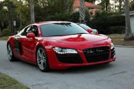 audi r8 2009 for sale export used 2009 audi r8 6 speed manual on black
