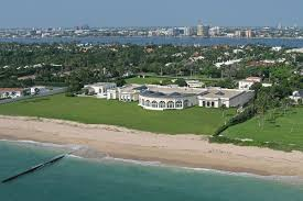 Donald Trump Homes by Palm Beach Lot Formerly Owned By Donald Trump Sells For 34m