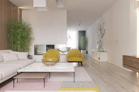 Interiors For Home Two Similar Interiors For Couples With And Without Kids