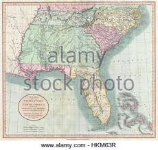 1806 cary map of florida carolina south carolina
