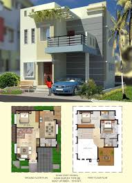 3 Bhk Home Design Duplex House Plans House Plans With Studio House Plans With Open