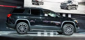 2017 gmc acadia to be offered in 8 colors gm authority