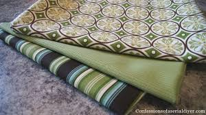 Cushion For Patio Furniture by Sew Easy Outdoor Cushion Covers Part 1 Confessions Of A Serial