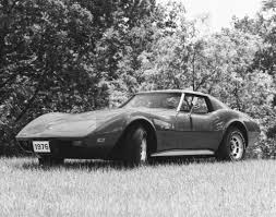1976 chevrolet corvette c3 pictures history value research