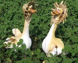 aliexpress buy 1pcs duck ornaments garden ornaments