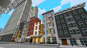 Minecraft New York Map by New York City Map For Mcpe Android Apps On Google Play