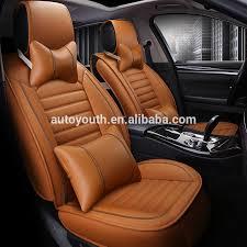 couvre siege cuir nouveau luxe pu en cuir auto universel siège de voiture couvre