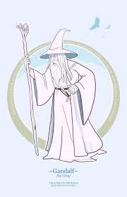 cartoon style lord of the rings character designs u2014 geektyrant