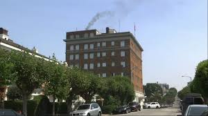 russian consulate smoke was from fireplace youtube