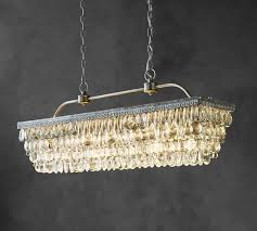 Pottery Barn Celeste Chandelier Crystal Drops For Chandelier As Your Personal Residence Equipments
