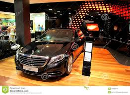 mercedes showroom germany mercedes w222 s350 editorial photo image of indoor 49884836